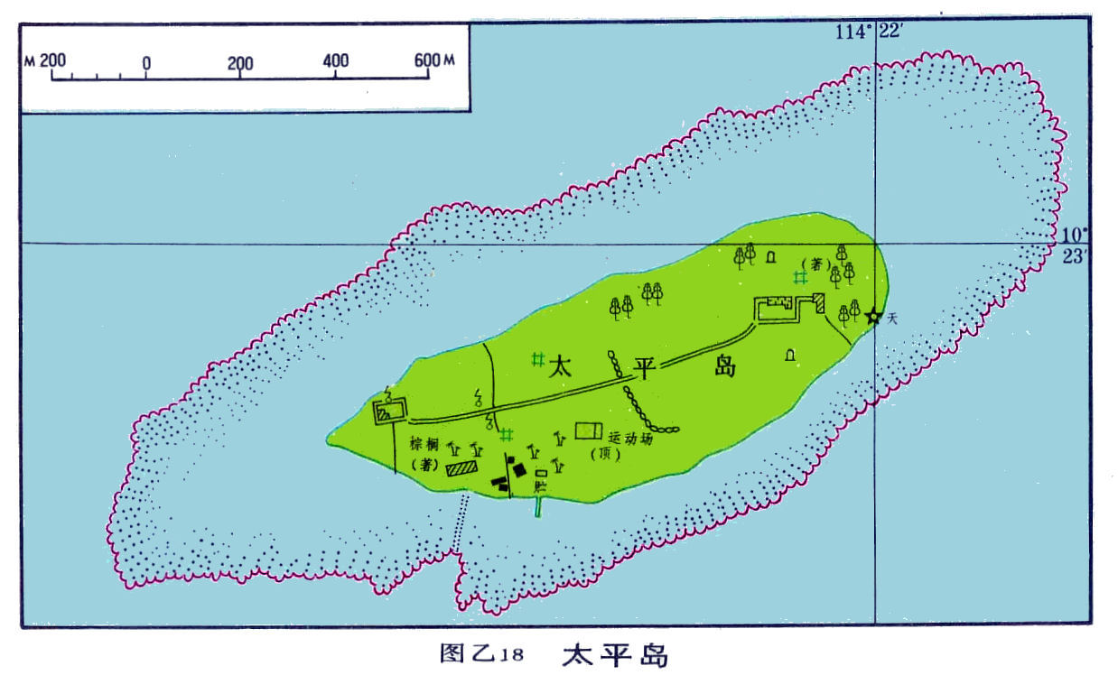 Background Of The South China Sea Dispute Taiwan In