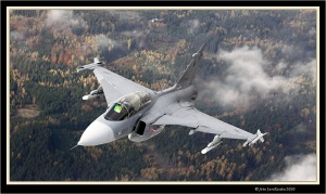 JAS-39C Gripen, Czech Air Force, source: fotokouba.cz