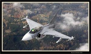 JAS-39C Gripen, Czech Air Force, source: fotokouba.cz