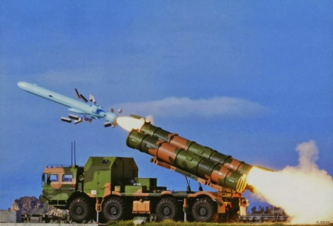 C-602 anti-ship cruise missile