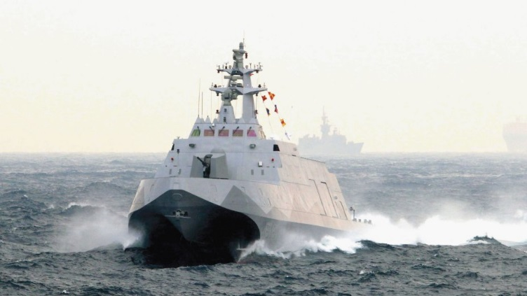 The New Missile Corvette and Taiwan's Naval Doctrine (1/2)
