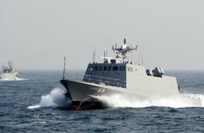 Kuang-Hua VI-class missile patrol boat. Image Credit: Ministry of National Defense (Taiwan)