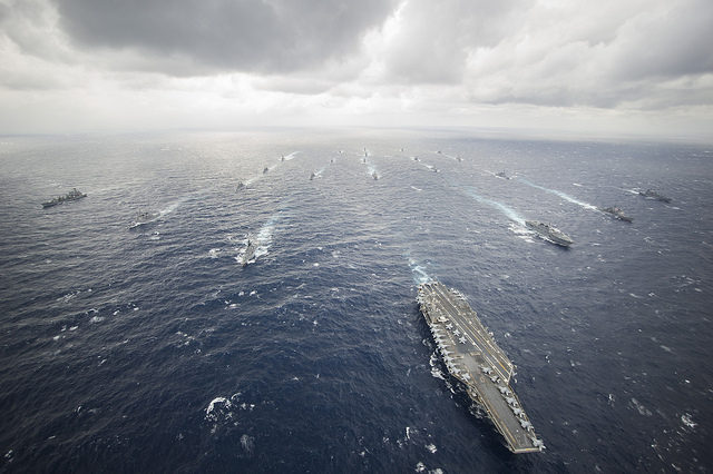 No Strait for Aircraft Carriers (3/3)