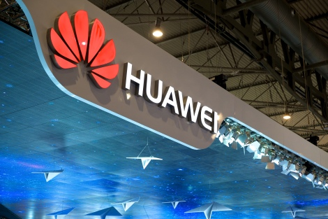 Huawei at Mobile World Congress 2015 Barcelona. Huawei has been under suspicion for its alleged links to the PLA. Image Credit: CC by 2.0 Kārlis Dambrāns/Flickr.
