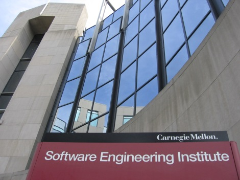 Software Engineering Institute at the Carnegie Mellon University in Pittsburgh is home to the first CERT founded in 1988. Image Credit: Wikimedia Commons.