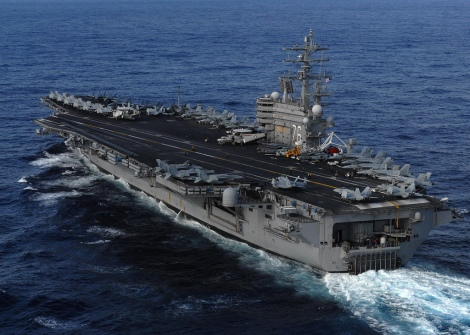 In March 2011, USS Ronald Reagan (CVN 76) conducted humanitarian assistance and disaster relief mission along Japan's coast. In September this year, CVN-76 arrived to Japan again, this time to replace CVN-73 George Washington as a part of the U.S. 7th Fleet. Image Credit: CC by U.S. Navy/Flickr.